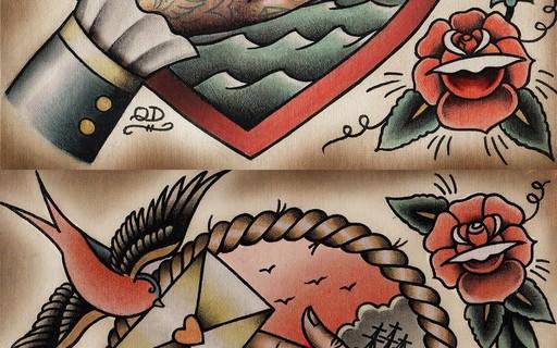 Guia Da Tatuagem Conheca Diferentes Estilos De Desenho Revista
