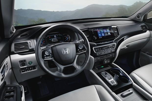 Honda Pilot (Foto: Divulgação)