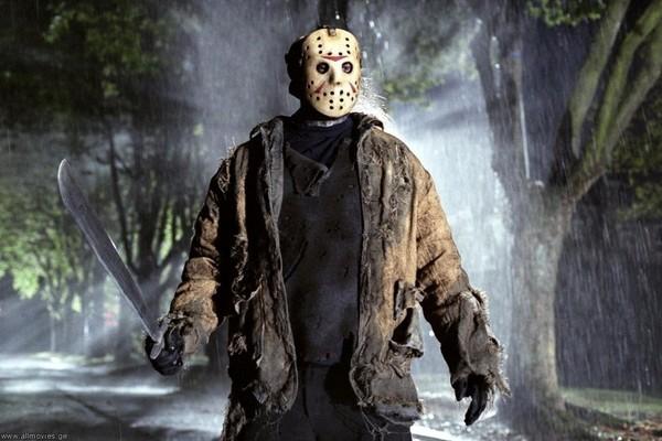 O serial killer Jason da franquia Sexta-feira 13 (Foto: Divulgação)