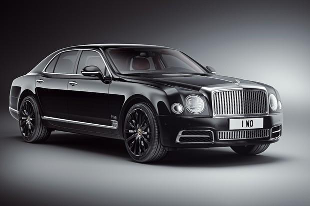 Bentley Mulsanne WO Edition (Foto: divulgação)