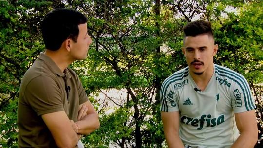 Willian fala sobre a importância do Palmeiras se classificar na Copa do Brasil
