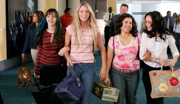 4 Amigas e Um Jeans Viajante (Foto: Reprodução)