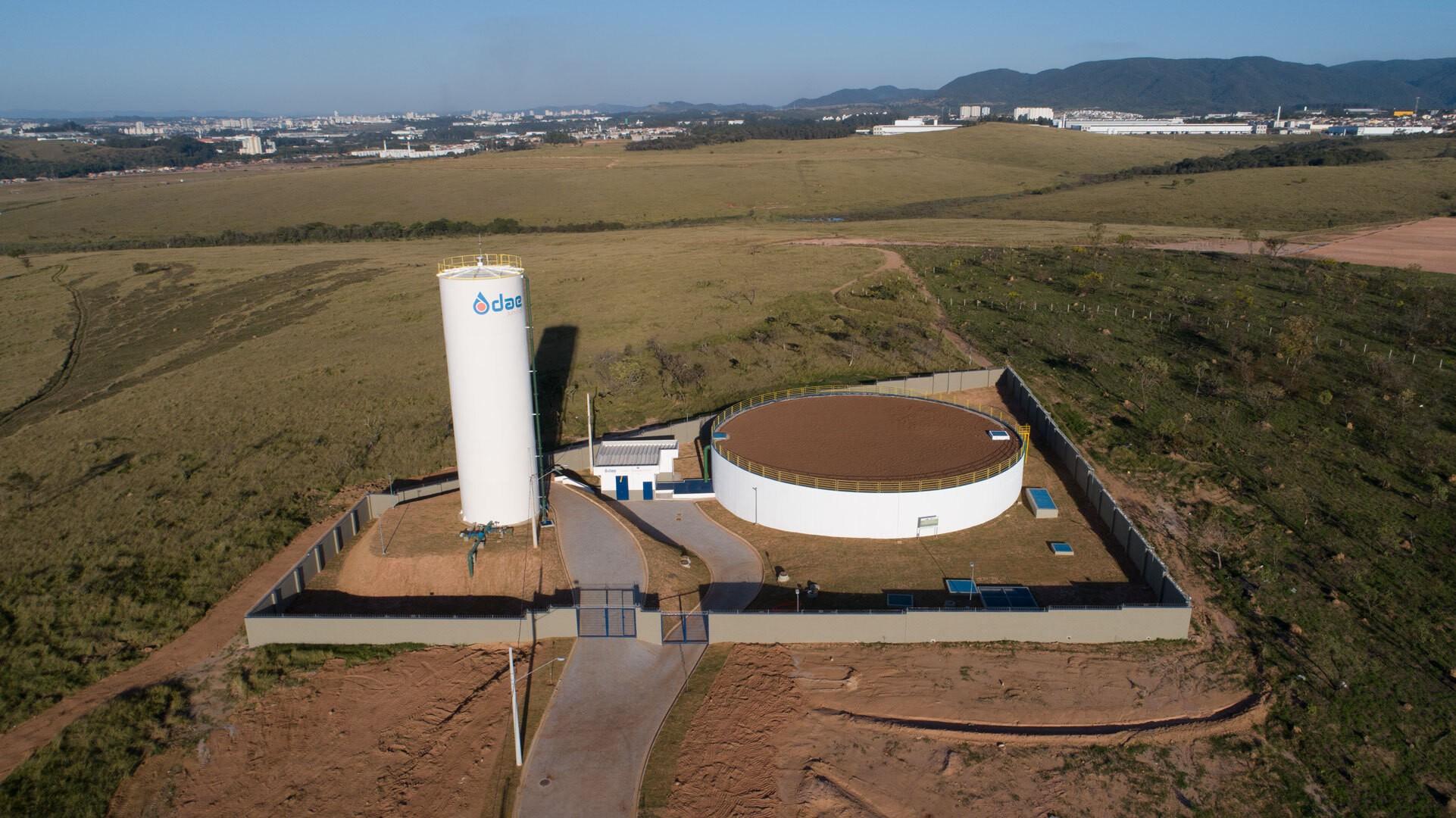 Jundiaí amplia em 50% reservação de água tratada e avança na universalização do saneamento