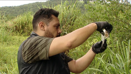 Pesquisadores encontram rejeitos de minério em trecho do Rio Paraopeba