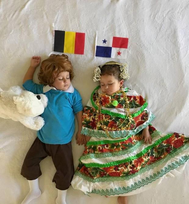 Bélgica vs Panamá: reconhece o Tintin? (Foto: Reprodução)