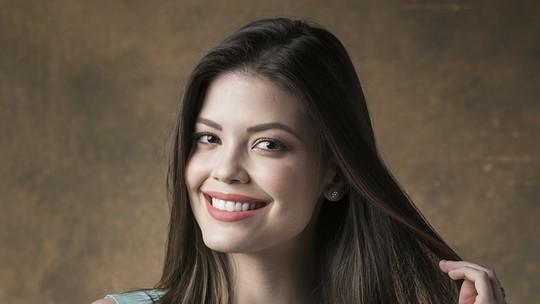 Vitória Strada se emociona ao falar de convite para protagonista: 'Nada acontece por acaso'