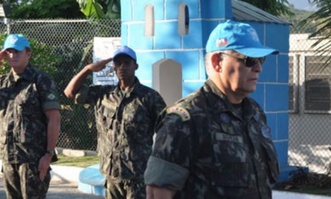 O general Roberto Severo Ramos, exonerado da Procuradoria-Geral da República