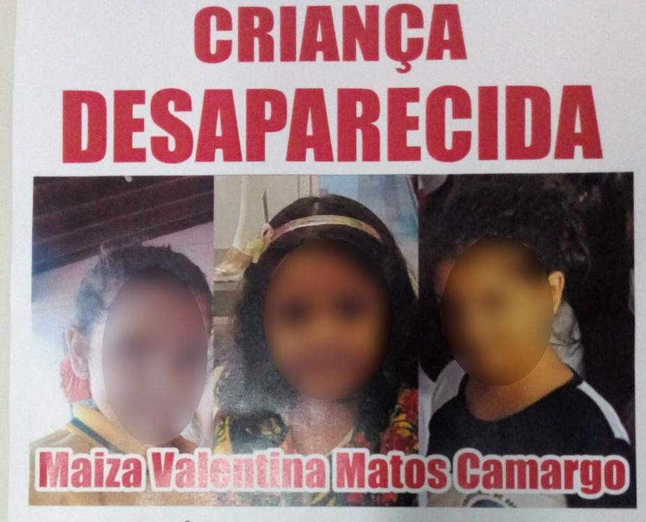 Mãe biológica pega filha na casa dos pais adotivos em MS, foge para MT e é procurada pela polícia