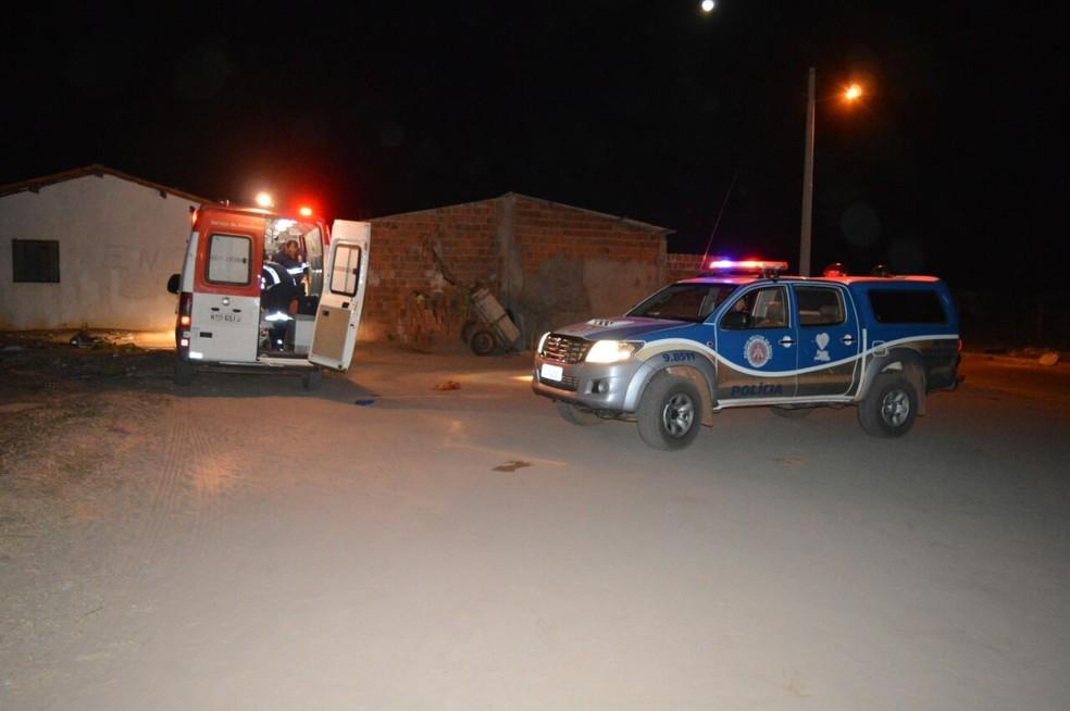 Caso ocorreu na noite de quinta-feira (Foto: Edivaldo Braga/Blogbraga)