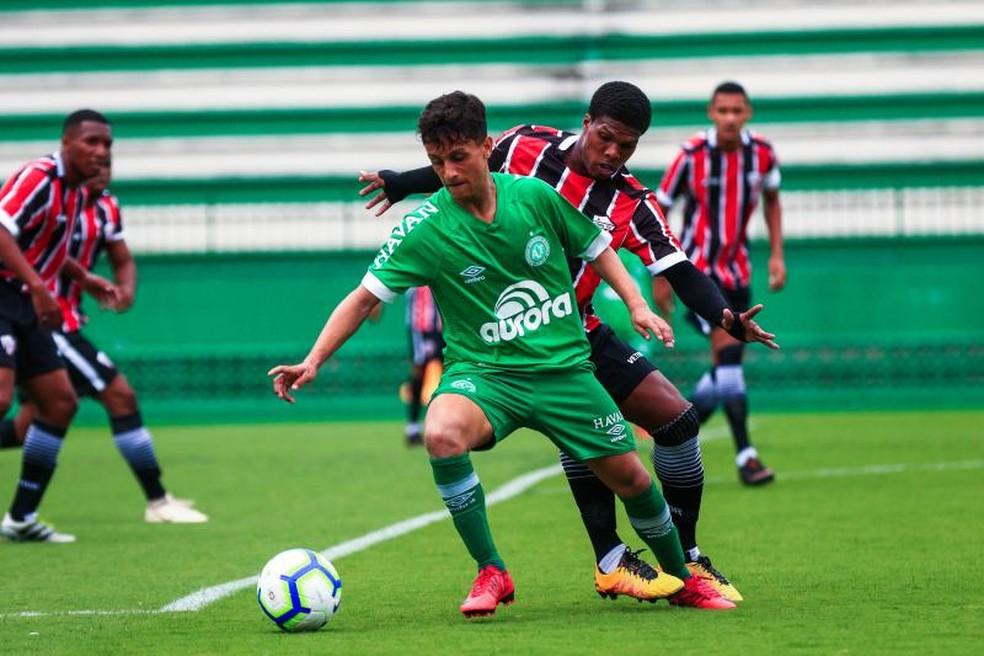 Chapecoense vai enfrentar o Corinthians na próxima fase — Foto: Marcio Cunha/Chapecoense