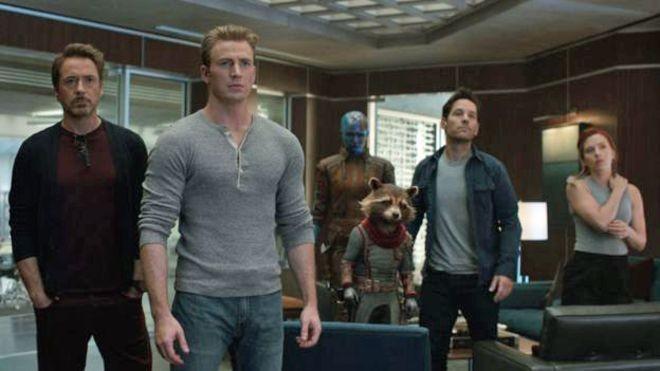 'Vingadores: Últimato' gerou US$ 2,7 bilhões em ingressos vendidos (Foto: DISNEY/MARVEL, via BBC News Brasil)