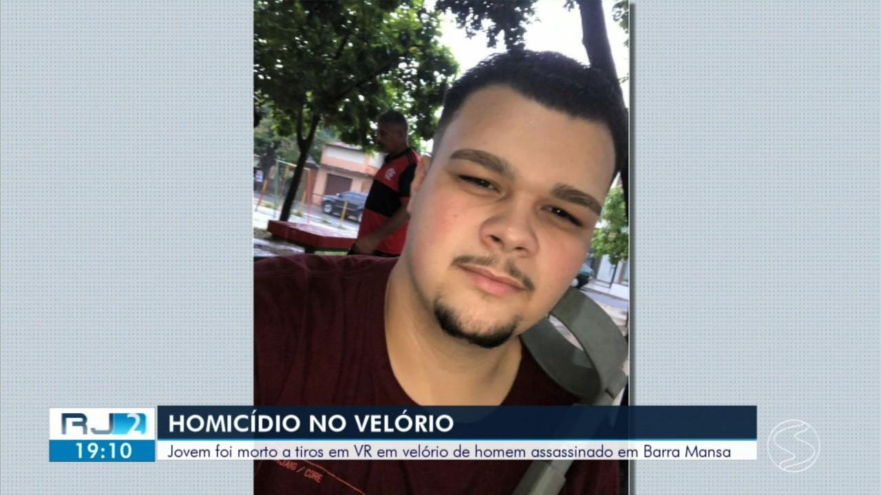 Jovem é baleado durante velório em Volta Redonda e morre no hospital