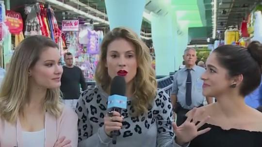 Sabrina Petraglia e Karen Junqueira defendem Shirlei e Jéssica na disputa por Felipe