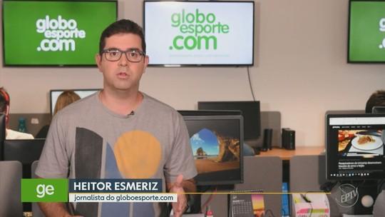 Globoesporte.com no BDC: Copa do Brasil e Campeonato Brasileiro com árbitra se destacam