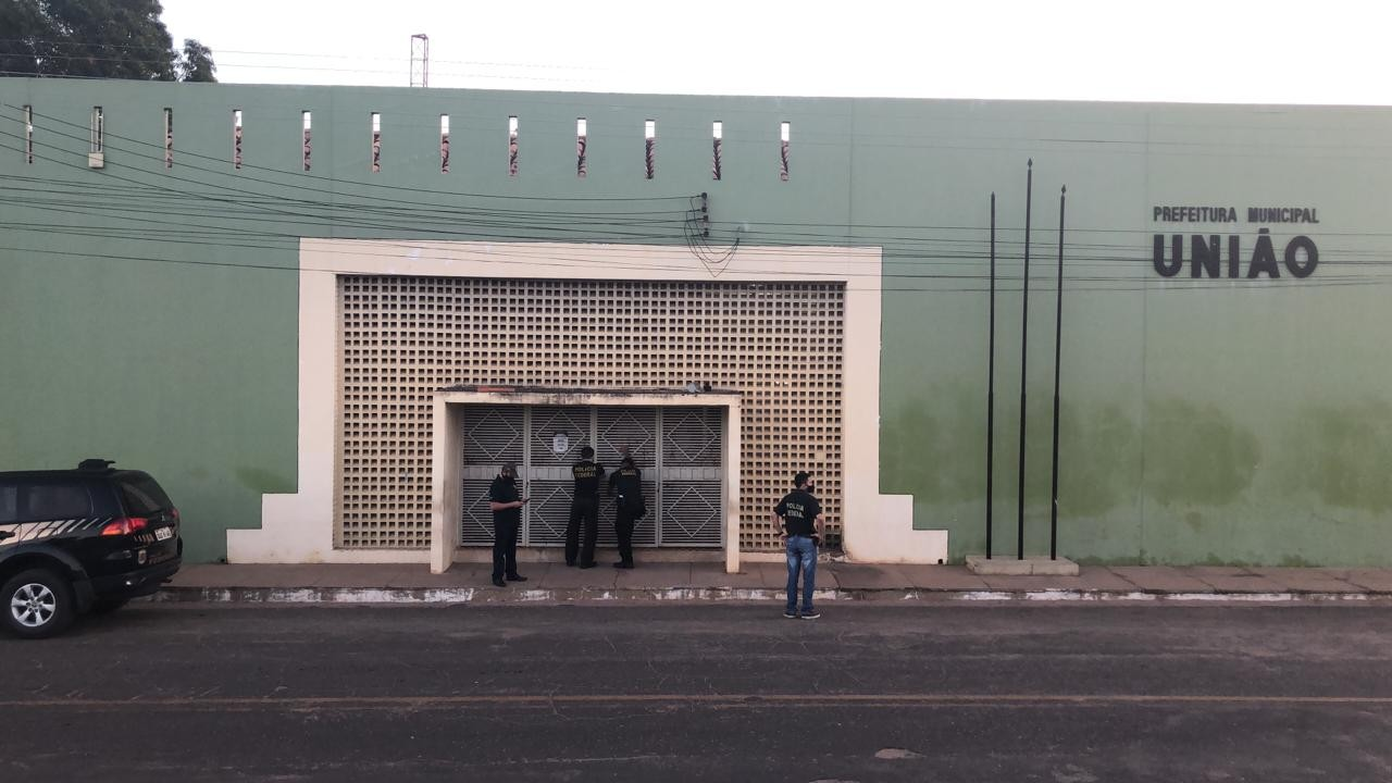 Polícia Federal investiga desvio de recursos para combate à pandemia em União, no Piauí