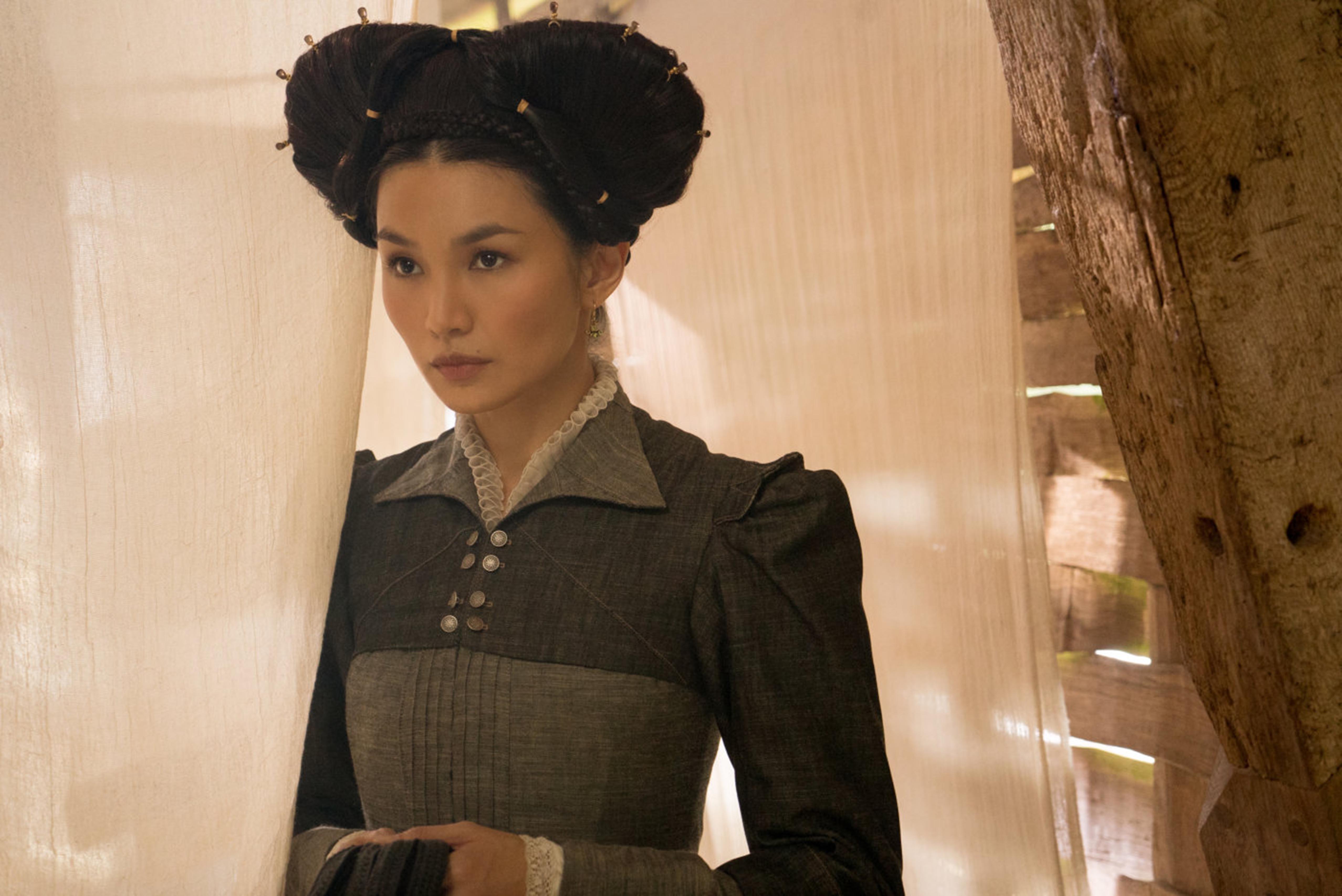 Gemma Chan (Foto: Focus Features / Moviestore / Shutterstock)