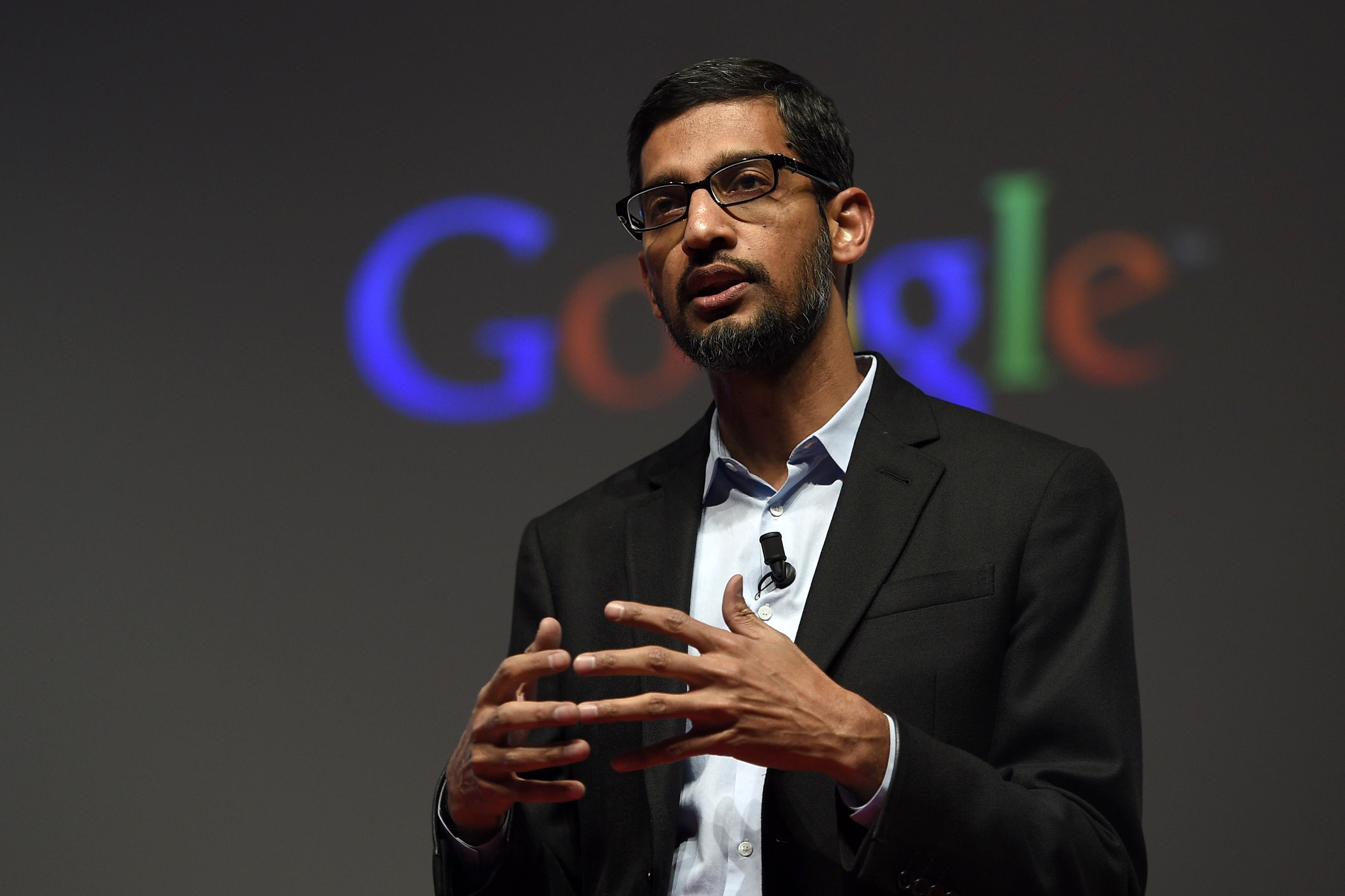 Presidente do Google confirma existência de projeto para voltar a operar na China