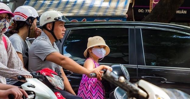 Segundo especialistas, poluição do ar pode estar relacionada com maiores índices de ansiedade na infância (Foto: Pixabay)