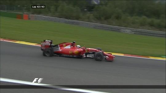 F-1: GP da Bélgica deixou perguntas decisivas no ar; confira análise