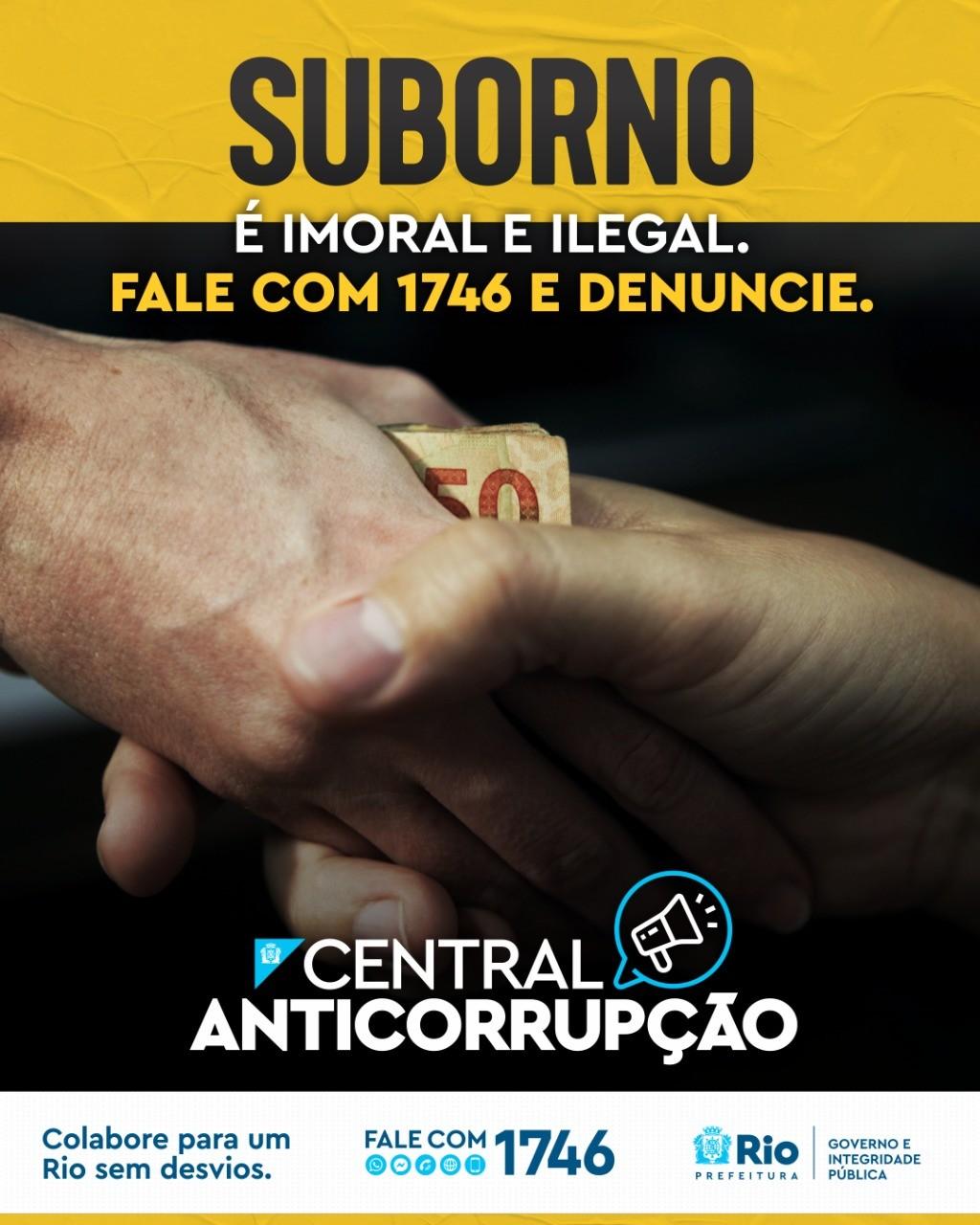 O secretário Marcelo Calero, da Prefeitura do Rio, lança  uma central anticorrupção