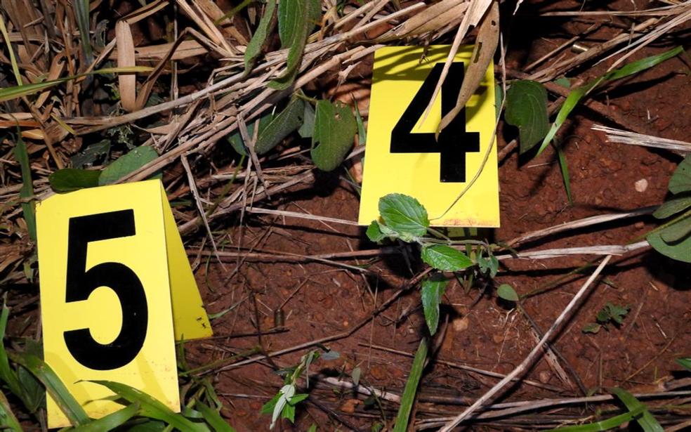 Operação Luger desvendou rede de assassinatos em Pontes e Lacerda — Foto: Polícia Civil de Mato Grosso/Assessoria