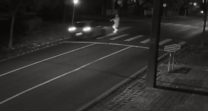 Laudo indica que motorista suspeito de atropelar e matar idoso em Curitiba estava a 90 km/h