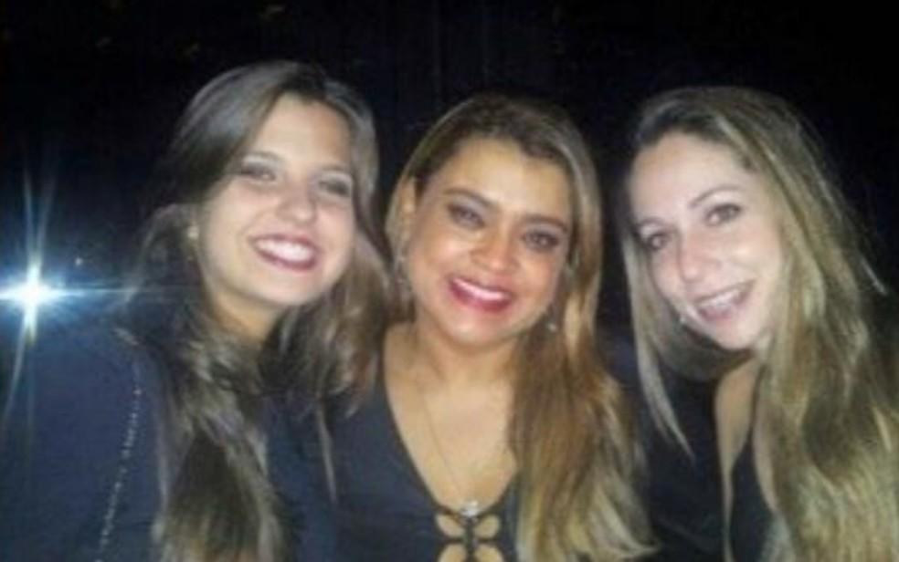 A coantora Preta Gil também estava na festa — Foto: Marina Ozorio/Arquivo Pessoal