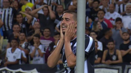 Melhores momentos de Ceará 0x0 Botafogo