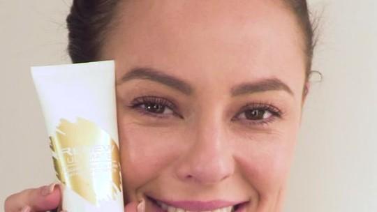 Quer uma pele mais suave e iluminada? Vivi Guedes tem dicas