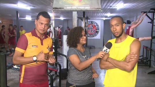 Bate-papo GE: Técnico e goleiro do Genus falam de preparação para Copa Verde