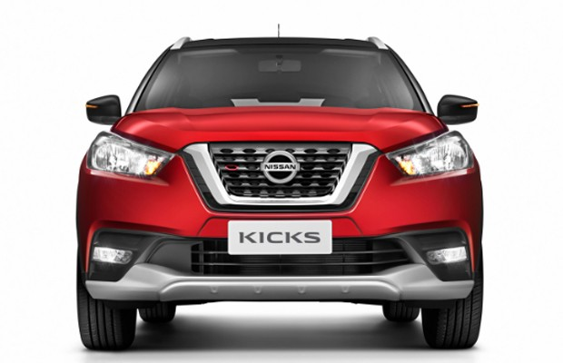 Nissan Kicks UCL UEFA CHAMPIONS LEAGUE LIMITED EDITION (Foto: Divulgação)
