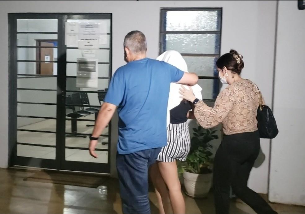 Adolescente que atirou e matou Isabele é condenada a 3 anos de internação em regime socioeducativo em Cuiabá — Foto: Ianara Garcia/TV Centro América