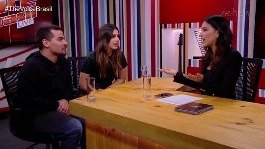 Thiago Martins defende Priscila Tossan e fala sobre saída do Sorriso Maroto