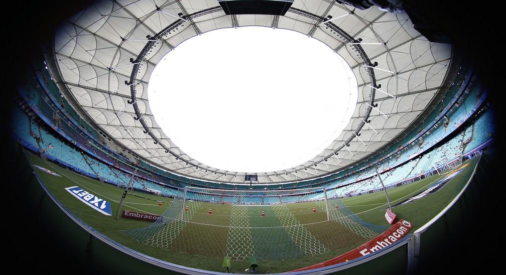 Arena Fonte Nova — Foto: Felipe Oliveira / EC Bahia / Divulgação