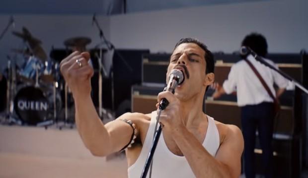 Rami Malek como Freddie Mercury (Foto: Reprodução/YouTube)