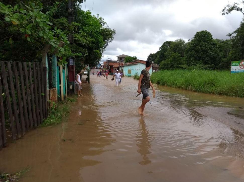 Caixa vai liberar FGTS para mais de 3 mil famílias que foram atingidas por enxurrada em Rio Branco