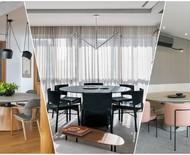 Mesa redonda com 6 lugares: inspire-se em 7 modelos