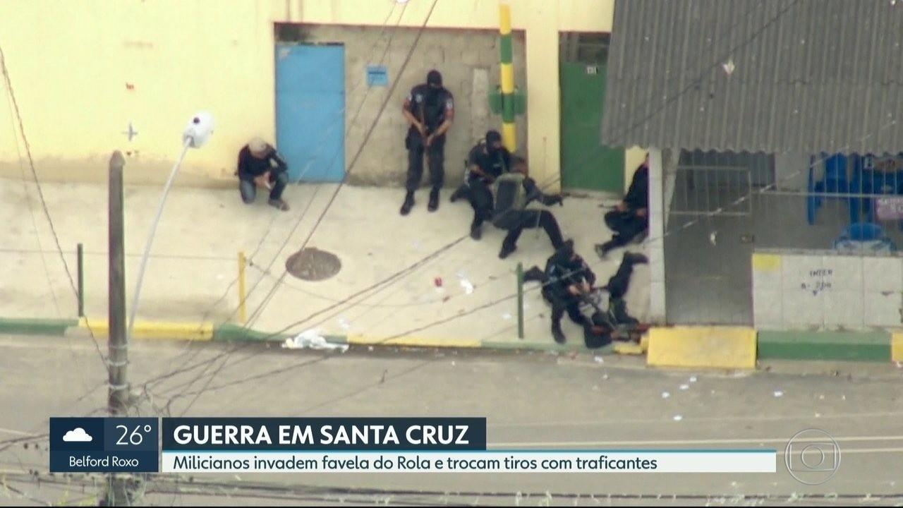Pesquisadores alertam para articulação de milícias com prefeituras e poder legislativa na Região Metropolitana do RJ