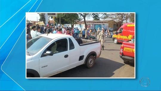 Mulher morre em acidente de trânsito em Dourados, MS