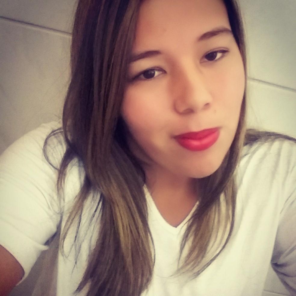 Atyla Arruda Barbosa, de 20 anos, foi achada morta em praia de Mongaguá, SP (Crédito: Arquivo Pessoal)