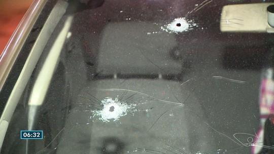 Menina de 4 anos é baleada no rosto em atentado contra padrasto no ES