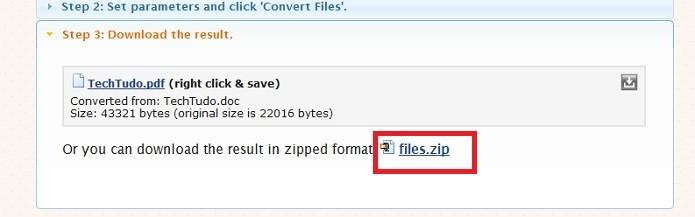 Como converter fotos (JPEG) e arquivos para PDF sem baixar programas