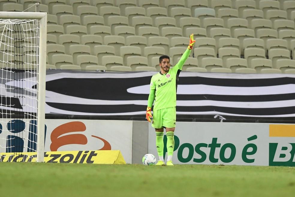 Daniel deve ser o titular do Inter no início do Gauchão — Foto: Ricardo Duarte/Divulgação Inter