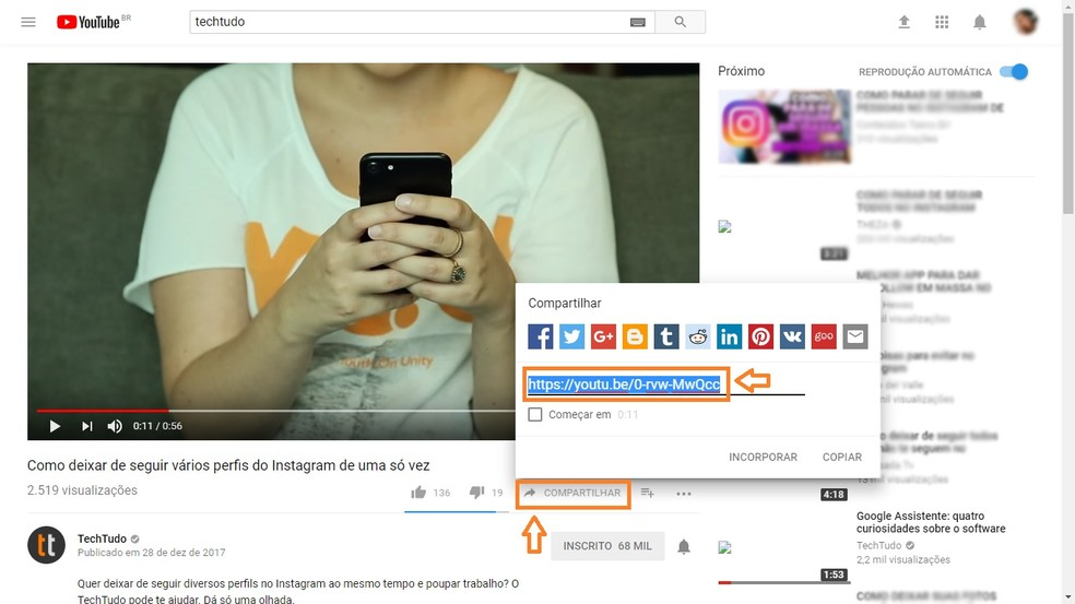 Como Converter Vídeos Do Youtube Em Mp3 Online Sem Instalar Programas Internet Techtudo