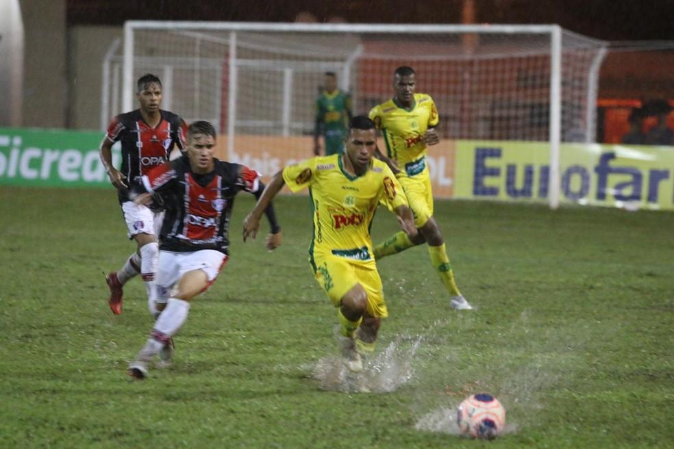 Mirassol x Joinville, pela terceira rodada da 1ª fase da Copa São Paulo 2020 — Foto: Marcos Freitas/Mirassol FC