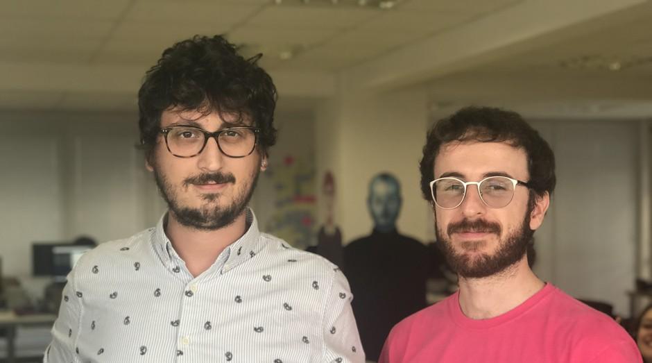 André Rodrigues e Glauco Neves, fundadores da Moblee (Foto: Divulgação)