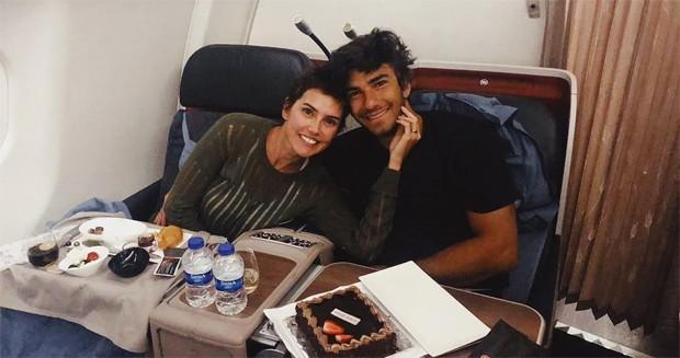 Deborah Secco e Hugo Moura (Foto: Reprodução / Instagram)