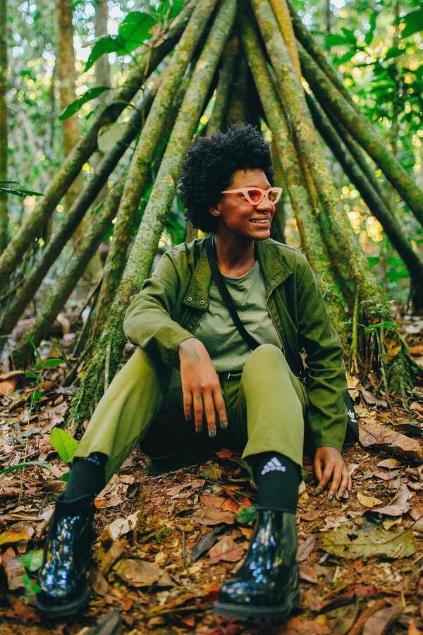 Luanda Vieira (Foto: Luiza Ferraz)