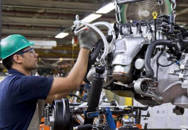 Indústria ; emprego ; trabalhadores ; PIB do Brasil ; montadora ; produção industrial ; exportação ; carros ;  (Foto: Arquivo/Agência Brasil)