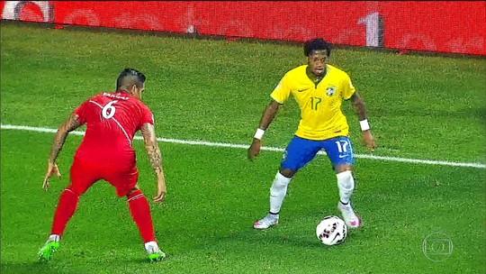 Radar da Seleção: Miranda na Champions, Coutinho faz pintura... e Neymar passeia